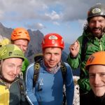 Celjski alpinisti uspešno čez severno triglavsko steno