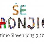 Očistimo Slovenijo 2018: 10 občin na Celjskem še brez koordinatorjev