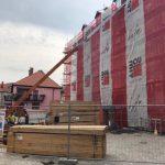 V Celju subvencije za obnovo štirih uličnih fasad, dveh cerkva in samostana