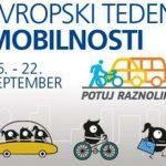 Začenja se evropski teden mobilnosti, v katerega je vključena tudi občina Celje