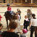 Festival konjeništva v znamenju konjev, cirkuških mož in zadovoljnih obrazov