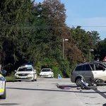Nesreči z motoristoma v Štorah (foto) in Žalcu (oboje dopolnjeno)