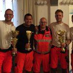 Celjski ekipi NMP letos najboljši na tekmovanju ekip nujne medicinske pomoči na Rogli
