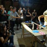 1. Festival Račka v celjski erotični galeriji: Produkcija želje in užitka (foto, video)