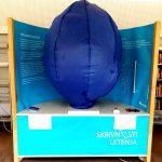 Osrednja knjižnica Celje je sklenila razstavo Skrivnosti letenja, ki je pritegnila ogromno zanimanja