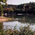 Šmartinsko jezero s kopalno primerno vodo