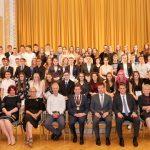 149 najuspešnejših dijakov na sprejemu v Narodnem domu (foto)