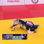 Trstenjakova osvojila bron na svetovnem prvenstvu v Bakuju