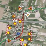 Tridnevna popolna zapora Trnoveljske ceste