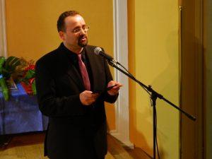 Simon Mlakar, ravnatelj Glasbene šole Celje, je povzel njihovo prehojeno pot in pomembno poslanstvo.