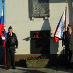 Krajevna združenja borcev za vrednote NOB organizirala komemoracije ob dnevu spomina na mrtve (foto, video)
