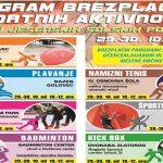 Jesenske počitnice 2018 v Celju: brezplačne športne aktivnosti za mlade