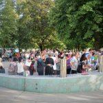 Žalska fontana piv zaključila tretjo sezono: 150 tisoč prodanih vrčkov, 400 tisoč obiskovalcev, …