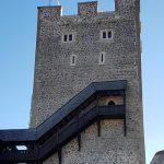 Dodatna obnova Friderikovega stolpa bo končana še ta mesec