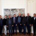 Mednarodna gasilska delegacija v Celju preverja teren za gasilsko olimpijado