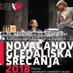 Vabimo na Novačanova gledališka srečanja 2018 v gledališče Zarja Celje – abonmaji 40 % ceneje