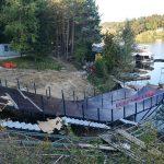 Obnova skakalnic na Šmartinskem jezeru se končuje. V ozadju boj za pravice nad skakalnicama (foto)