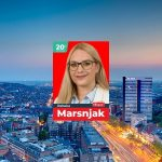 Celjanka kandidirala na belgijskih lokalnih volitvah