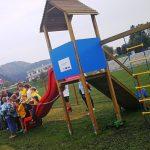 Sedmero novih otroških igrišč v Štorah