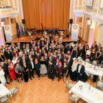 Tradicionalni dobrodelni ples Rotary cluba Celje 2018: podelili 8.800 evrov donacij (foto)