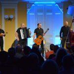 Kvartet Akord v Narodnem domu Celje obeležil 20 let delovanja  (foto in video)
