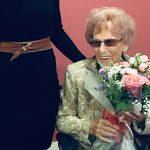 Erna Nečemer dopolnila častitljivih 100 let