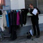 Zapleti z doniranjem oblačil