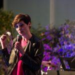 Na prvenstvu slam poezije v Budimpešti bo Slovenijo zastopala meščanka Celja Neža Prah Seničar