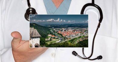 Zdravje v občini Celje 2021: manj novih primerov raka; umrljivost nižja, a še vedno nad slovenskim povprečjem