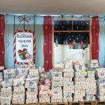 Božičkova tovarna daril uresničila božično poslanstvo za 1029 otrok