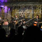 Skupina Help! A Beatles Tribute napolnila Glavni trg v Celju (foto, video)