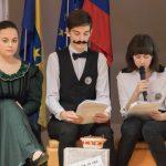Stoletje po Cankarju: Na I. gimnaziji v Celju počastili spomin na Ivana Cankarja