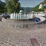 Celjska fontana ostala brez šob