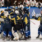 Hokejska zmaga po podaljšku