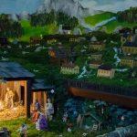Z razstav jaslic na Kozjanskem in Obsotelju (foto, video)