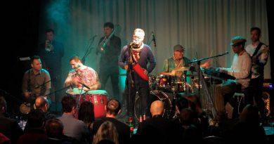 Skupina Cubismo s svojimi vročimi ritmi v Plesnem forumu (foto, video)