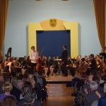 Novoletni koncert Mladinskega simfoničnega orkestra ob 20-letnici delovanja (foto, video)
