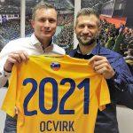 Tomaž Ocvirk na čelu celjskih rokometašev do leta 2021