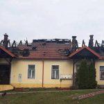 Zbirajo sredstva za žrtve teharskega požara