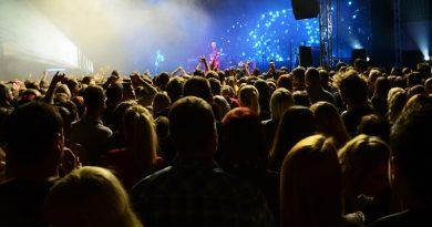 Koncert Siddharte v Celju: zatresli so dvorano Golovec (foto, video)