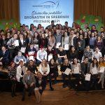 Podeljena mednarodna priznanja za mlade (MEPI)