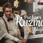 Profesor Kuzman mlajši bo predaval v Celju – zagotovite si vstopnico za monokomedijo!