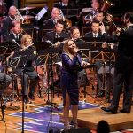 Na dobrodelnem koncertu Policijskega orkestra zbrali dobrih 6.700 € (foto)