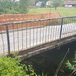 Predvidoma spomladi bo zgrajen nadomestni most čez Koprivnico