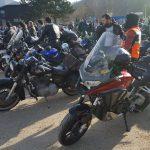 Tradicionalni moto zbor letos v Celje privabil okoli 300 motoristov (foto, video)