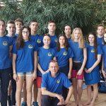 Neptunovci na zimskem državnem prvenstvu do 24 medalj
