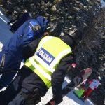 Hrvaška policista na Kopah, Rogli in v Kranjski Gori pomagata pri zagotavljanju varnosti na smučiščih