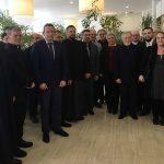 Župan Šrot sprejel predstavnike verskih skupnosti na Celjskem
