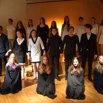 Kajuhovi klasiki počastili kulturni praznik z mitološko Medejo (foto, video)
