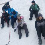 Otroci iz Slavonskega Broda preživeli razgiban teden na Celjski koči
